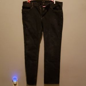 Mens Joe's jeans black size 36